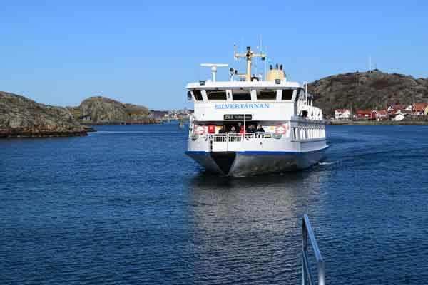 boat to southern archipelago