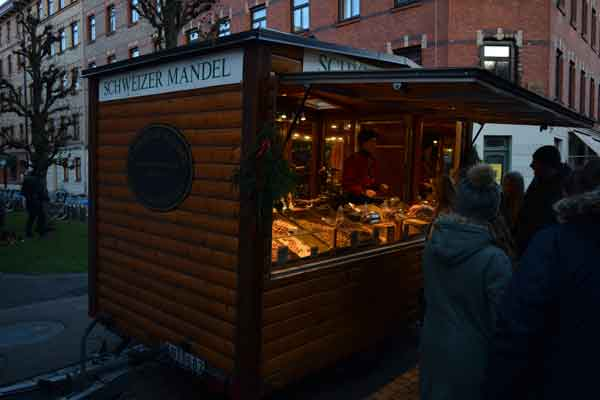 christmas fairs in Gothenburg 2017