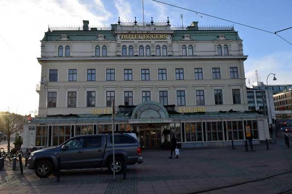 central hotel in gothenburg sweden